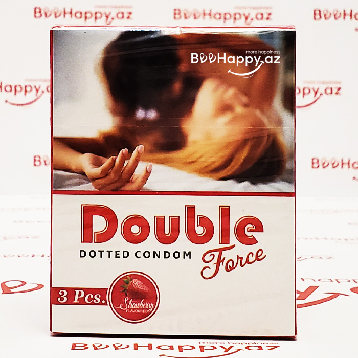 Double Force Strawberry N3