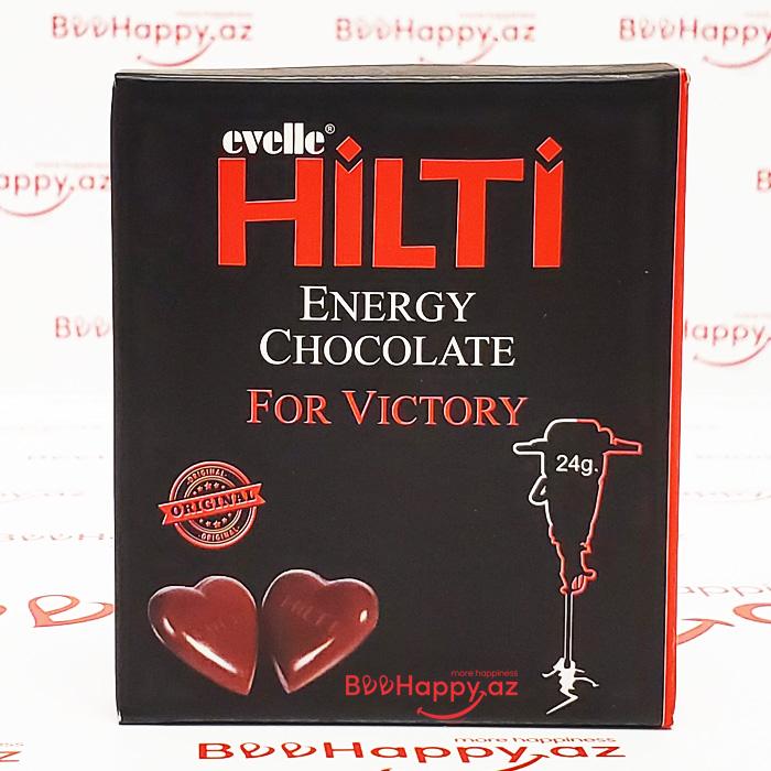 Hilti Energy Chocolate  - Ehtiras şokoladı