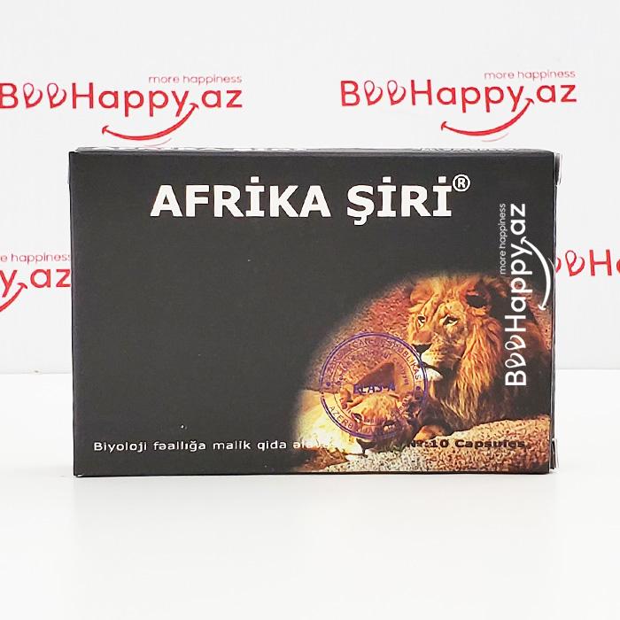 Afrika Şiri  N10