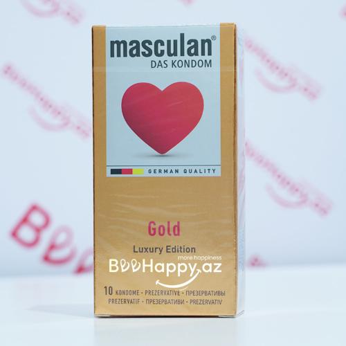 Masculan Gold N10
