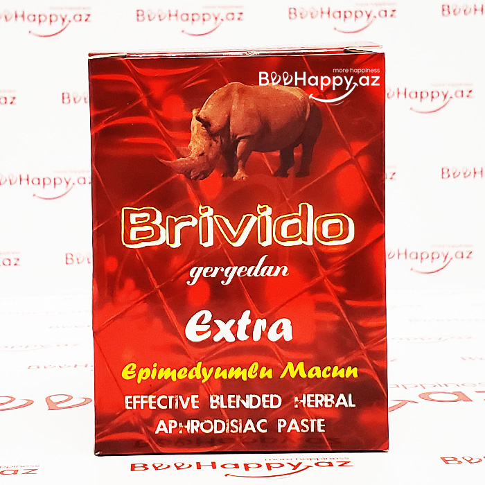 Brivido Extra Epimedyumlu Macun