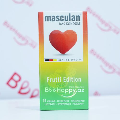 Masculan Frutti Edition N10
