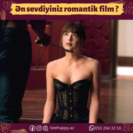 Ən sevdiyiniz romantik film?